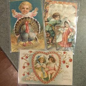 Rare Vintage Postcards